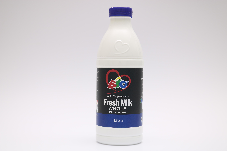 Bio Fresh Whole Milk 1L