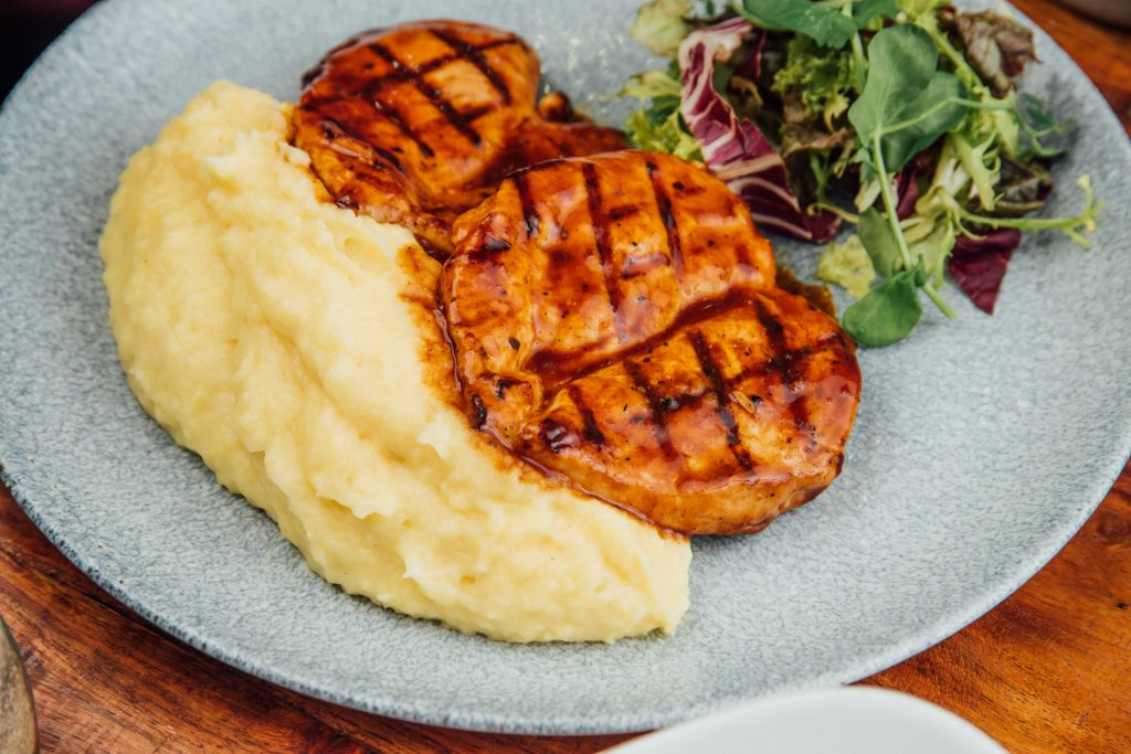 Char-Grilled Chicken Breast