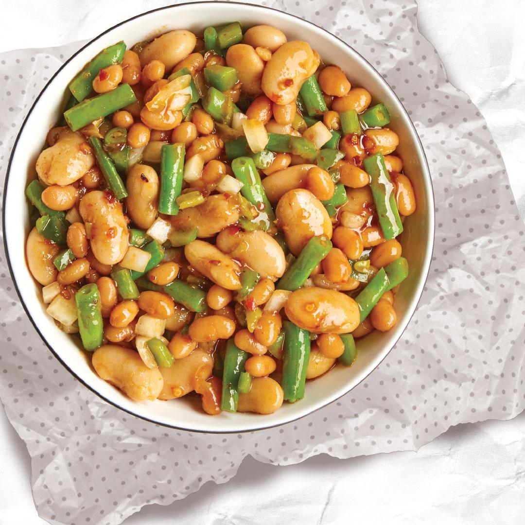 Chilli Bean Salad