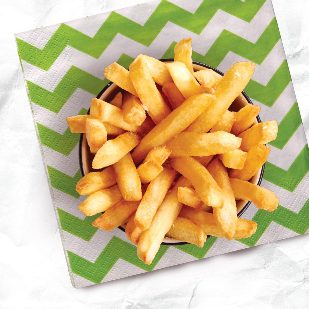 Regular Chips - Plain