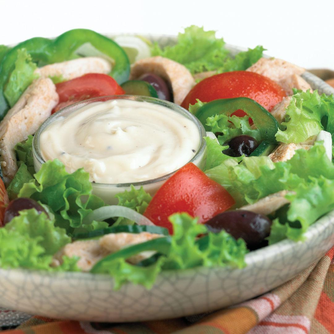 Portuguese Garden Salad