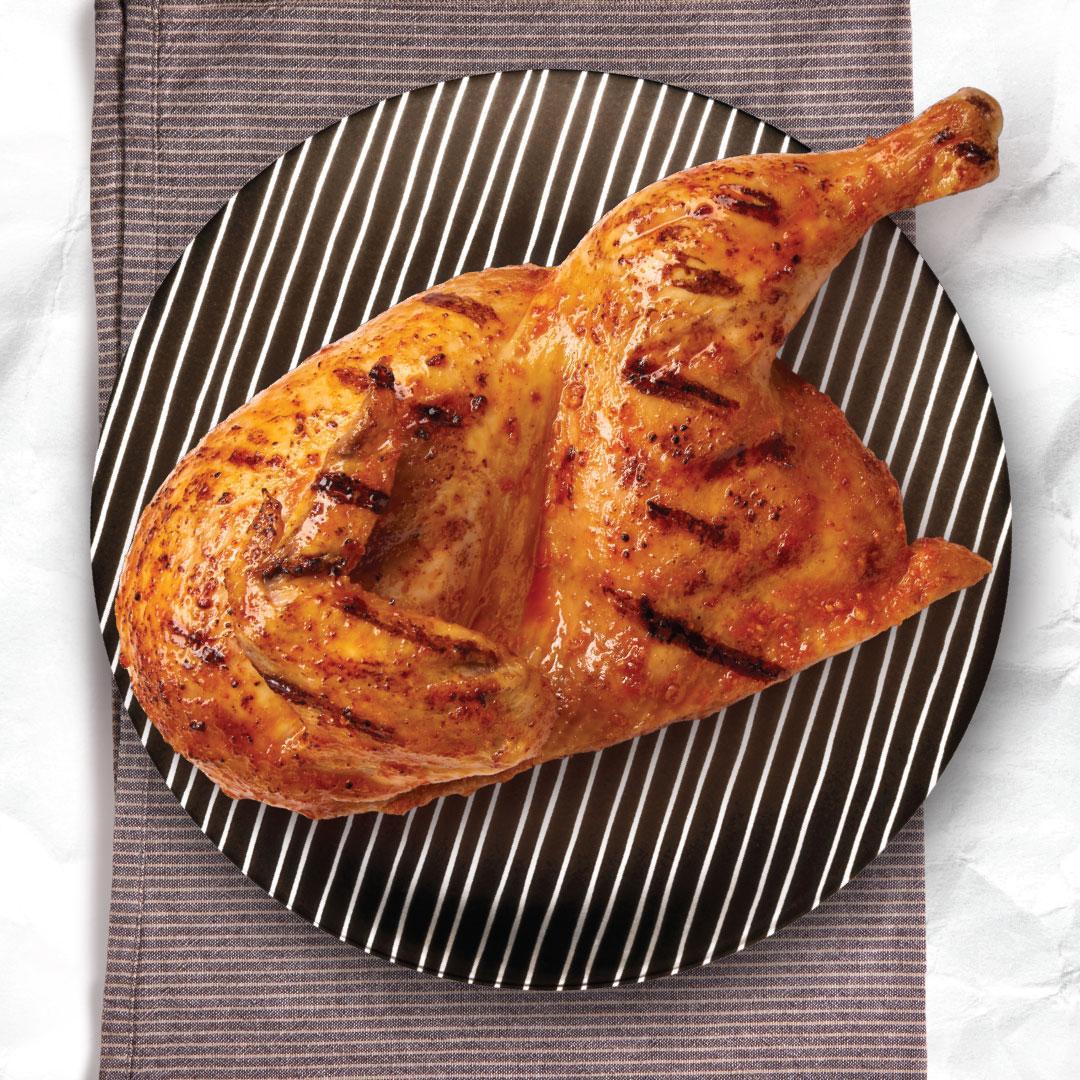 1/2 Chicken - + Chips