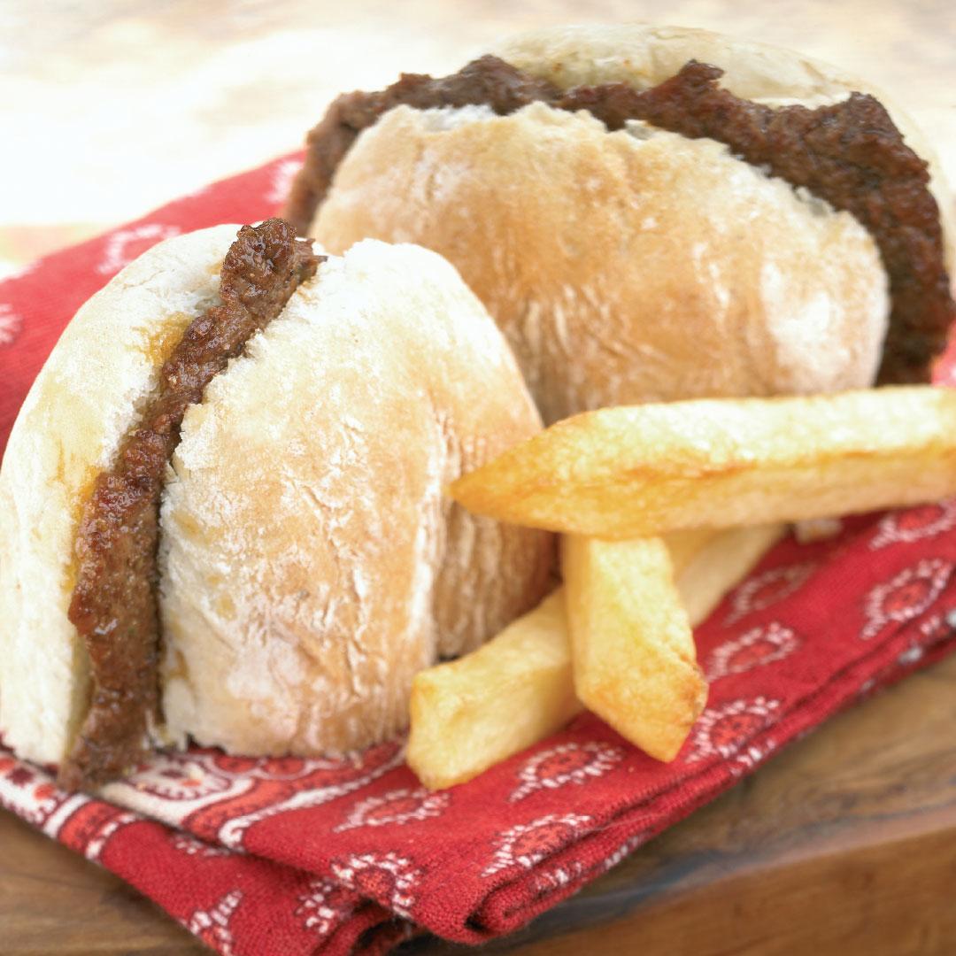 Prego Steak Roll