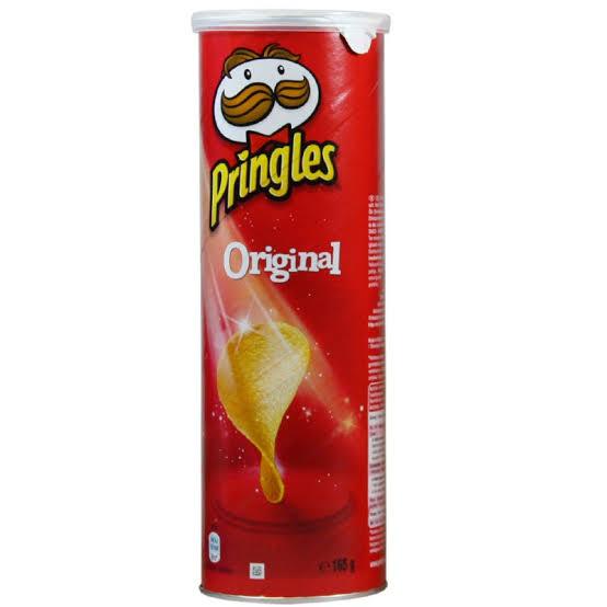 Pringles Assorted 165g