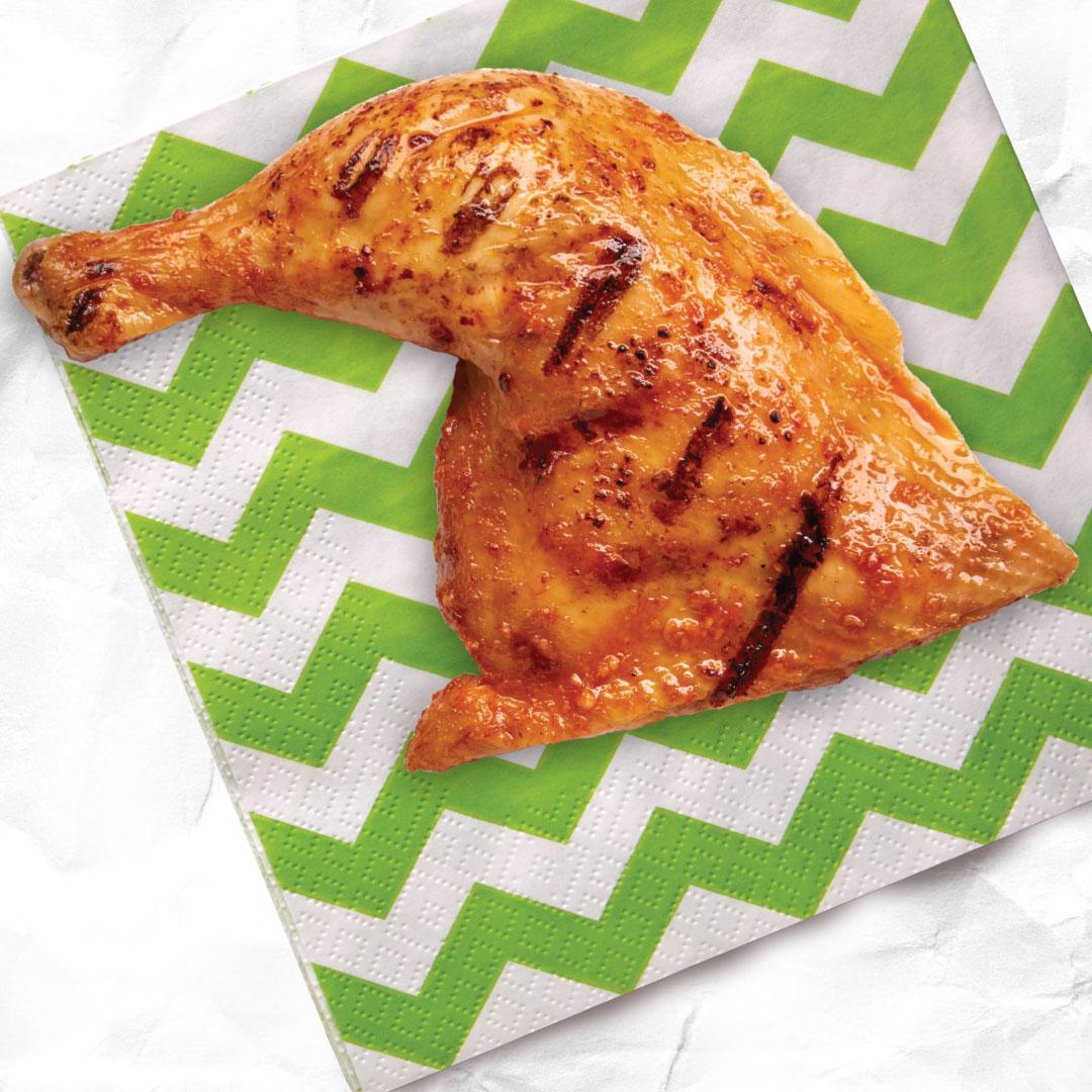 1/4 Chicken - + Chips