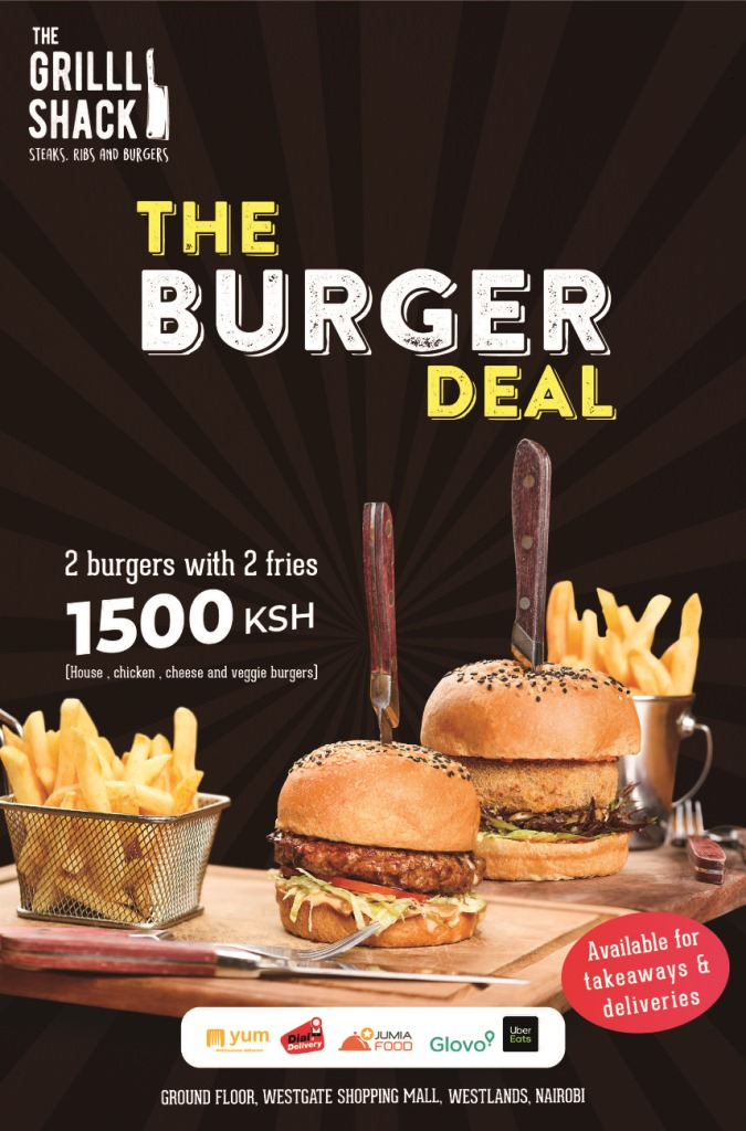 Burger Deal