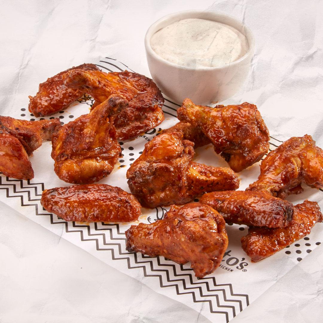 10 Winglets & Chips